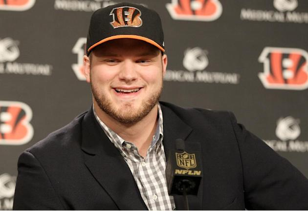 Bengals tackles Whitworth, Smith wondering what's next