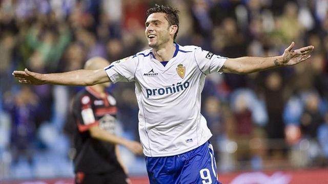 Spanish Liga - Zaragoza hang on on for Mallorca draw
