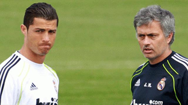 Liga - Mourinho, Ronaldo banned for two games