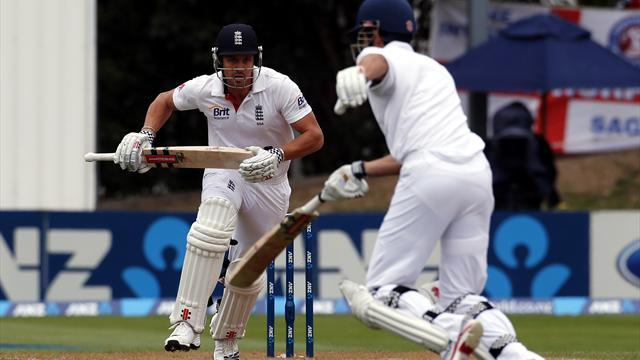 Cricket - Cook and Compton tons push England towards draw