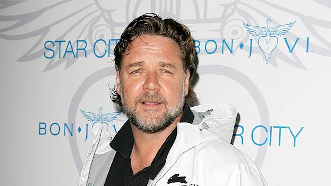 Russell Crowe Bon Jovi Cncrt