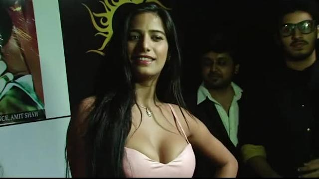 Watch: Poonam Pandey's SPECIAL MESSAGE For M.S. Dhoni And Sushant Singh Rajput
