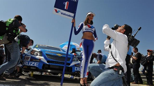 WTCC - Half a billion people watched WTCC in 2012