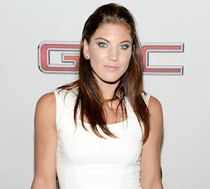 Hope Solo Arrested for Domestic Violence Against Sister, Nephew