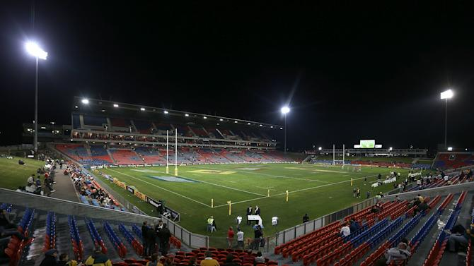 Rugby Union - 2013 British and Irish Lions Tour - NSW-Queensland Country v British & Irish Lions - Hunter Stadium