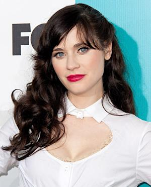 Zooey Deschanel: I Wish I Could Cut My Hair Into a Louise Brooks Bob!