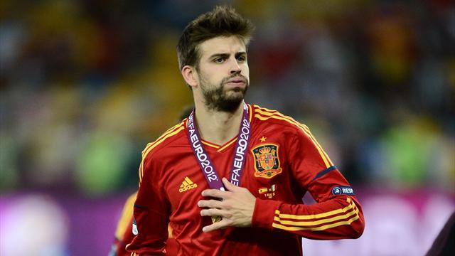 Confederations Cup - Spain dismiss 'strip poker party' reports