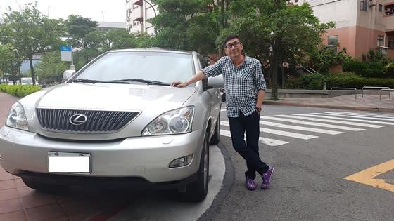 【明星聊愛車】宋少卿愛車LEXUS RX350 買車首要考量四輪傳動,未來購車考慮LEXUS NX