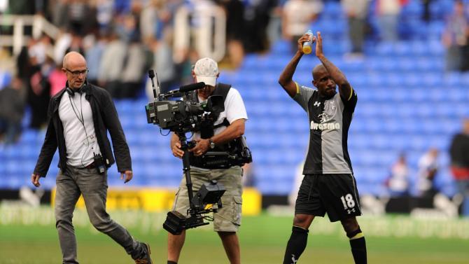 Andre Villas-Boas was full of praise for Jermain Defoe after Tottenham's victory over Reading