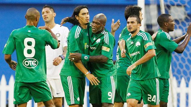 World Football - Leto leaves Panathinaikos