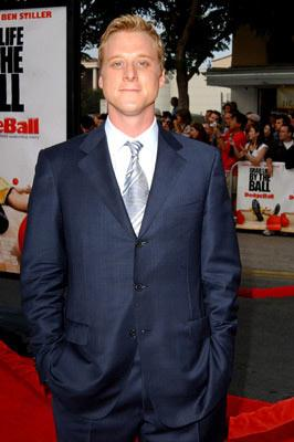 Alan Tudyk at the Los Angeles premiere of 20th Century Fox's Dodgeball: A True Underdog Story