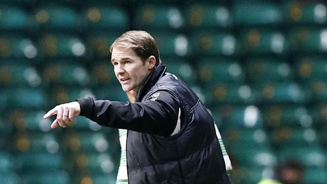 Football - Archibald salutes Thistle spirit
