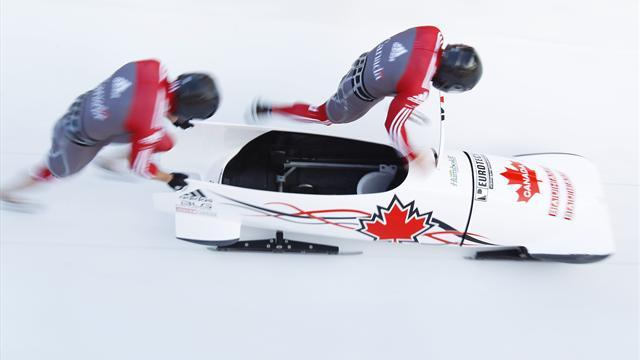 Bobsleigh - Rush takes World Cup title as Hefti wins again in Sochi