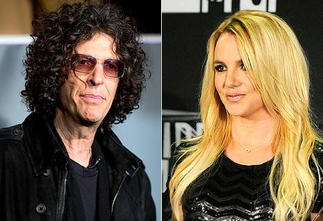 """Howard Stern Predicts Britney Spears Will Be a """"Train Wreck"""" on X Factor"""