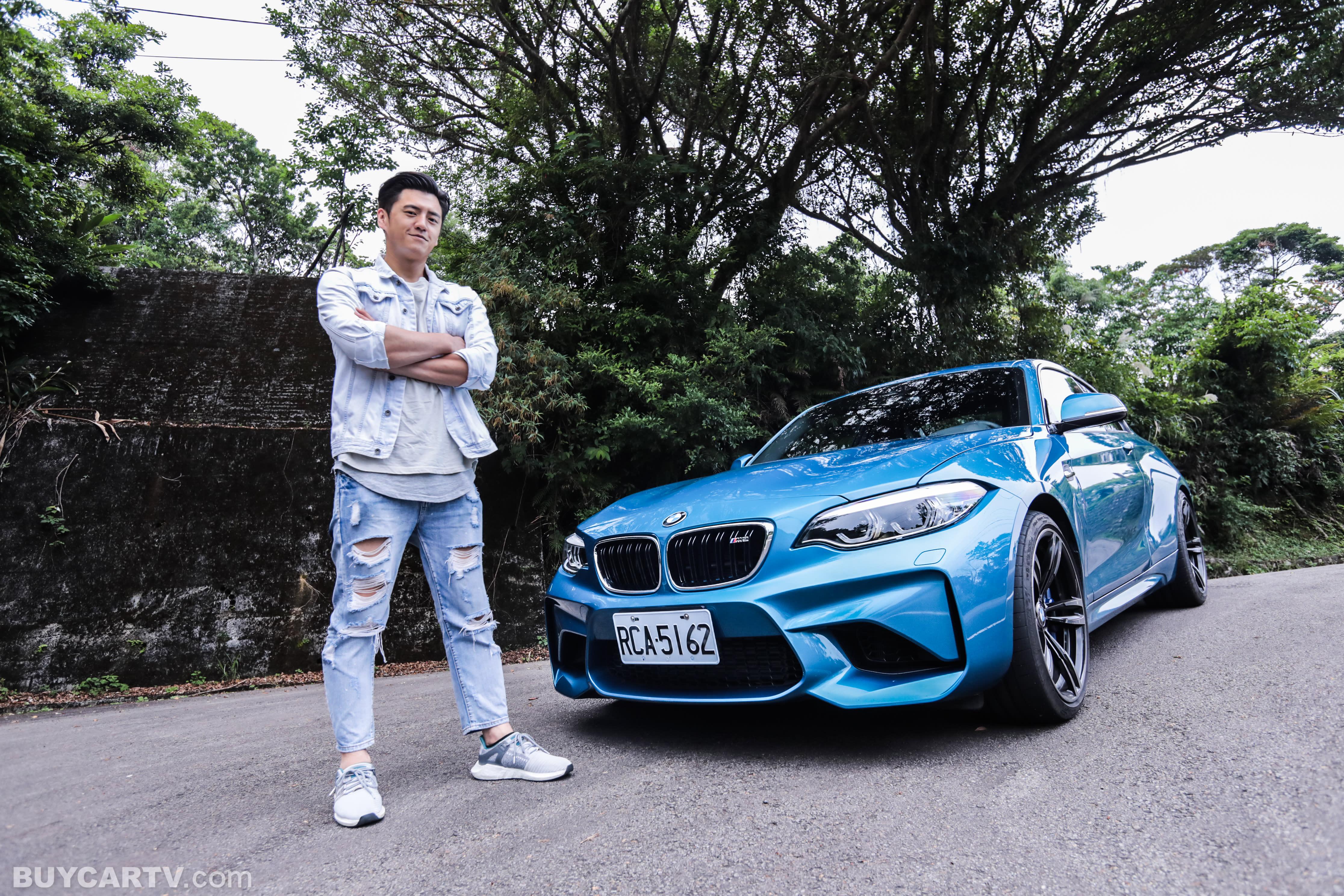 按耐不住的鬥魂!|BMW M2
