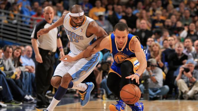 Golden State Warriors v Denver Nuggets - Game Five