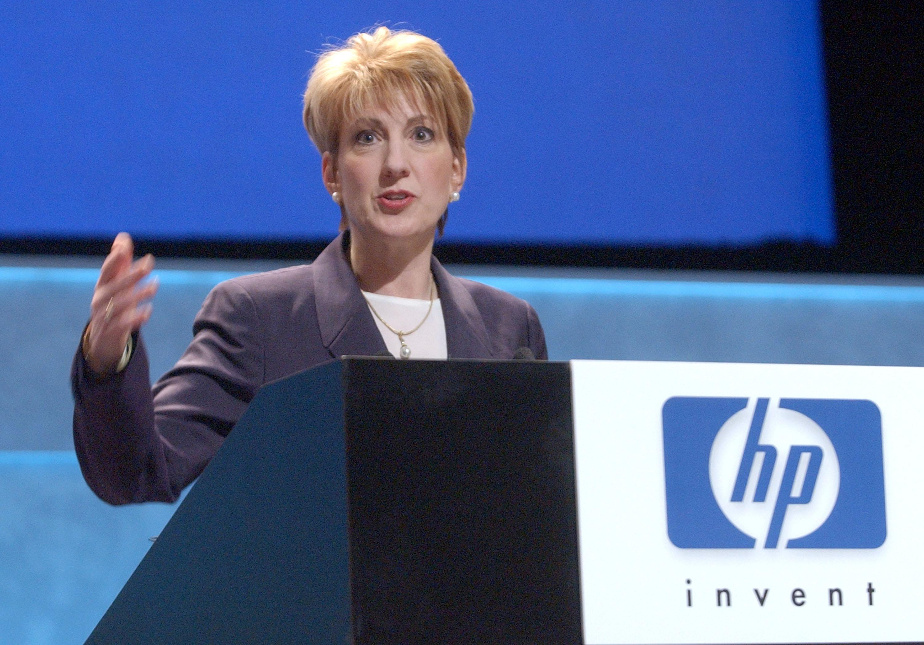 Under Carly Fiorina, HP employees used soy-sauce-dispensing chopsticks to game the system