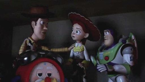 "Woody and Buzz Return With ""Toy Story of Terror"""
