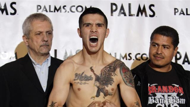 Rios sees opportunity for classic against Mike Alvarado