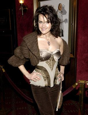 Carla Gugino at the New York premiere of MGM/Columbia Pictures' The Pink Panther