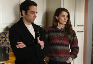 Matthew Rhys and Keri Russell | Photo Credits: Craig Blankenhorn/FX