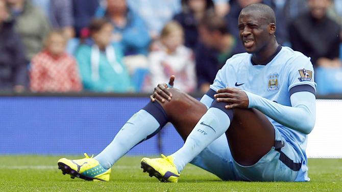 Premier League - 'Beat the Beast' Week 5: Akinfenwa drops 'poor' Toure