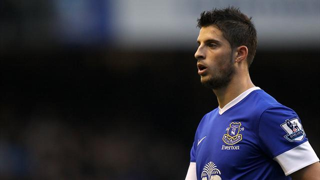 Premier League - Mirallas' season ended by injury