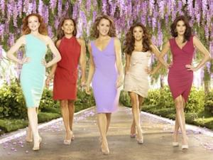 "The cast of ""Desperate Housewives""  -- ABC"