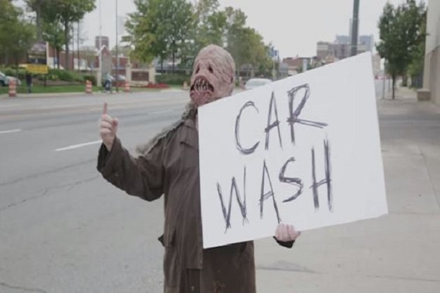 Car Wash Terror pictures