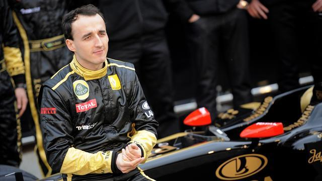 Kubica targets F1 return after winning on rally comeback
