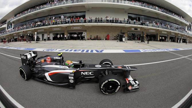 Formula 1 - Mexico is back on the F1 calendar in 2015
