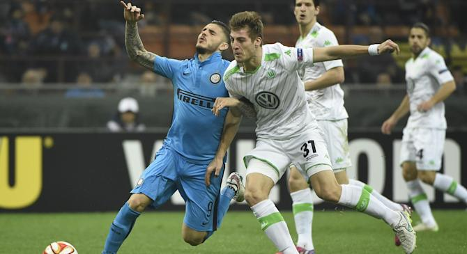 Video: Inter Milan vs Wolfsburg