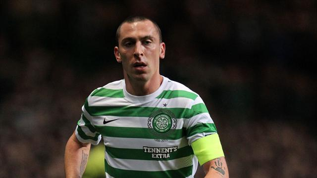Scottish Premier League - Celtic captain Brown out for up to six weeks