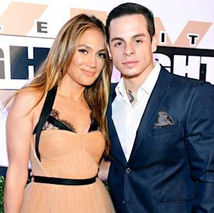 "Jennifer Lopez Birthday: Casper Smart Calls Singer ""Nicest, Sweetest, Funniest, Sexiest Bear There Is"""