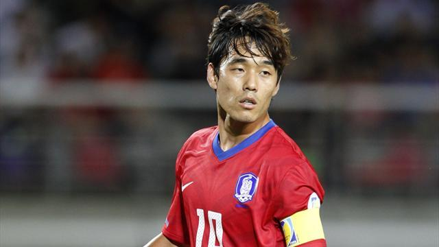 World Cup - South Korea coach Hong gambles on Park for World Cup