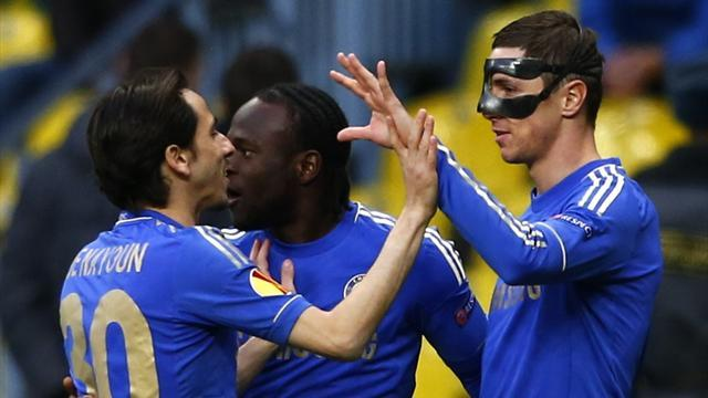 Europa League - Torres mask cannot slip in Chelsea's Europa pursuit