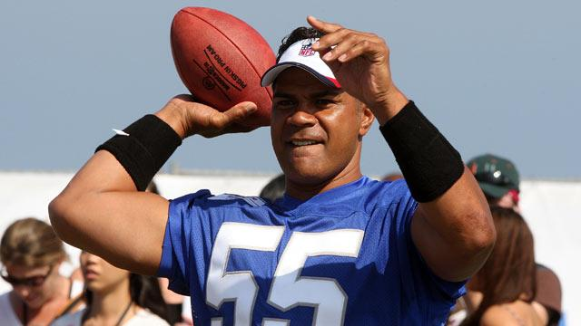 Exclusive: Seau Suffered Brain Disease From NFL Hits