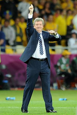 Roy Hodgson's England have moved above Uruguay into third in the world rankings
