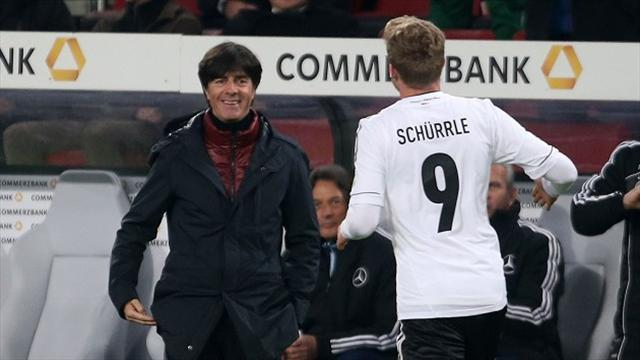 Football - Loew confident in German players