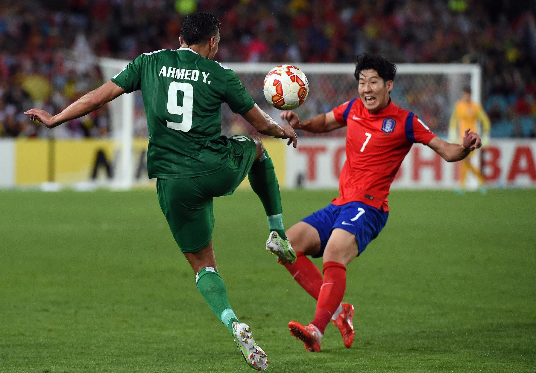 We've won nothing yet, South Korean forward Son warns