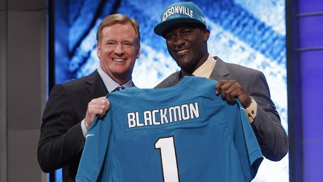 American Football - Blackmon handed ban for drink driving