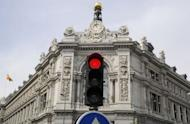 The Banco de Espana (Bank of Spain) in Madrid. Spain will formally request aid for its troubled banks and it will be approved, sources with knowledge of eurozone talks held Saturday on the Spanish crisis told AFP