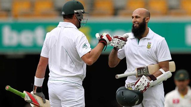 Cricket - Amla closes on top Test ranking spot