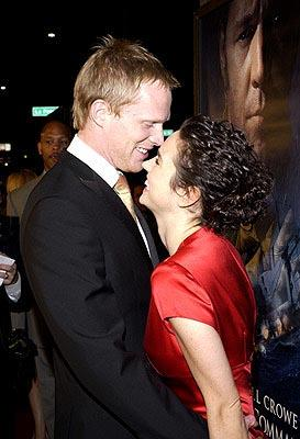 Paul Bettany and Jennifer Connelly at the LA premiere of 20th Century Fox's Master and Commander: The Far Side of the World