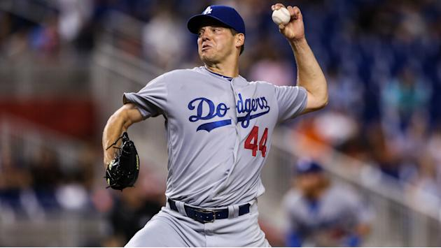Rich Hill believed to have 3-year deal in place with Dodgers