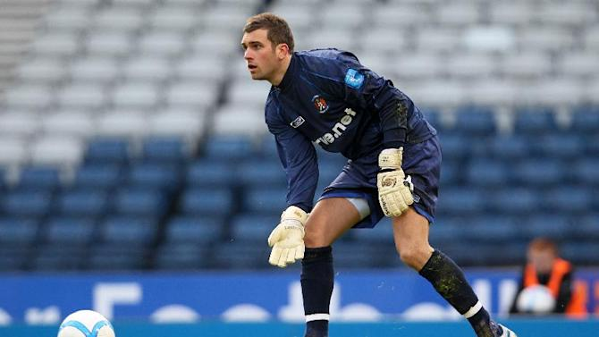 Goalkeeper Cammy Bell is wary of a Queens side currently sitting top of Division Two