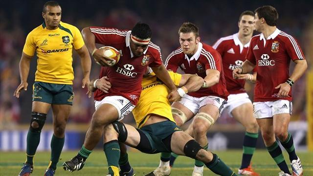 Rugby - Youngs hails Vunipola impact