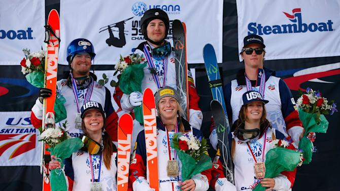 U.S. Freestyle Ski Championships - Day 1