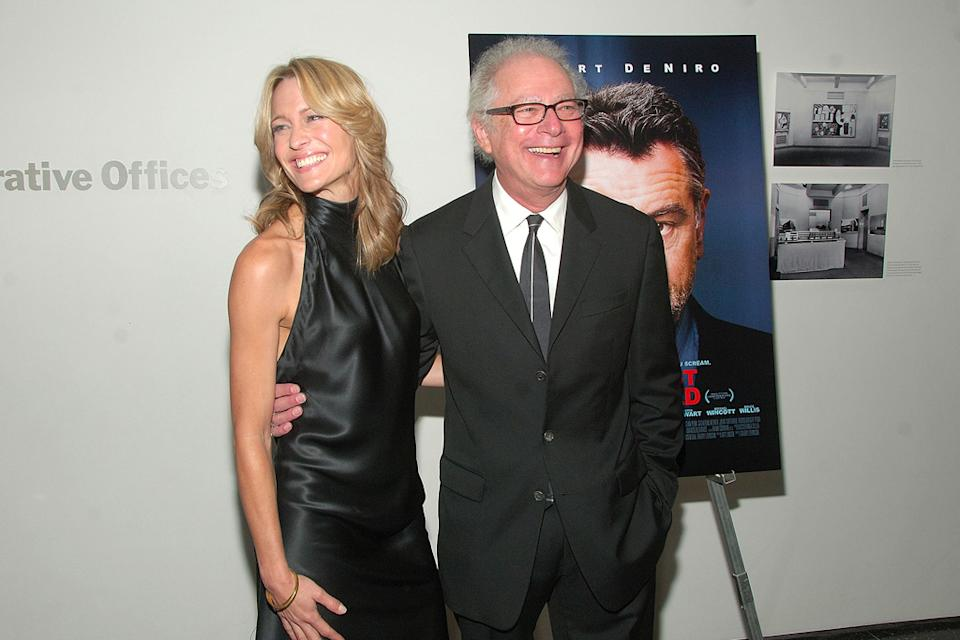 What Just Happened Premiere 2008 NY Robin Wright Penn Barry Levinson