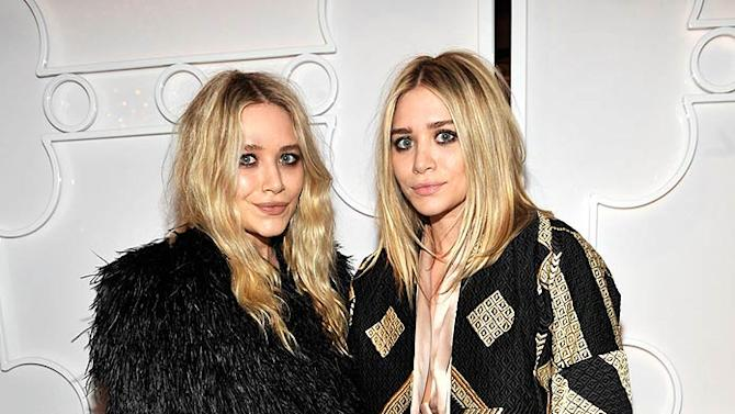 Olsen Mary Kate Ashley amfARNYFW